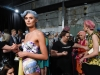 Backstage At Myer Spring Summer 2015 Fashion Launch